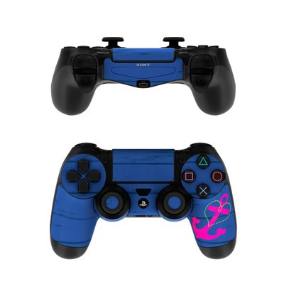 Sony PS4 Controller Skin - Drop Anchor