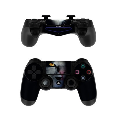 Sony PS4 Controller Skin - Darkness