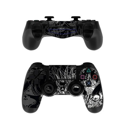 Sony PS4 Controller Skin - Darkside