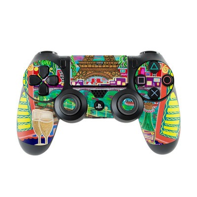 Sony PS4 Controller Skin - A Date With Fate