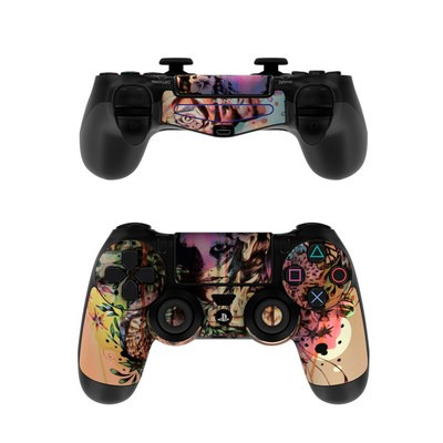 Sony PS4 Controller Skin - Doom and Bloom