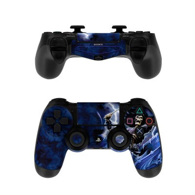 Sony PS4 Controller Skin - Death Drummer