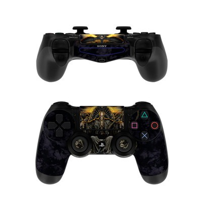 Sony PS4 Controller Skin - Death Throne