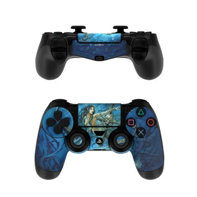 Sony PS4 Controller Skin - Death Tide