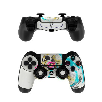 Sony PS4 Controller Skin - Decay