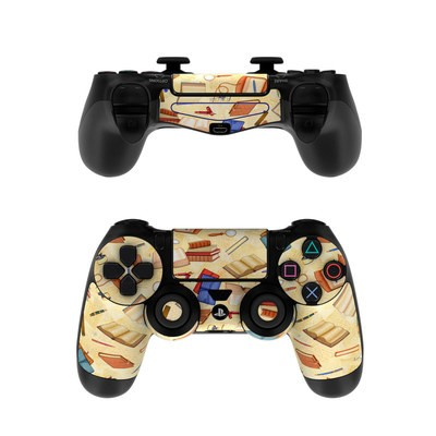 Sony PS4 Controller Skin - Deep In Thought
