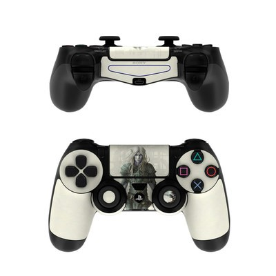 Sony PS4 Controller Skin - Dark Elf