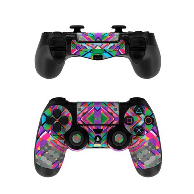 Sony PS4 Controller Skin - Derailed
