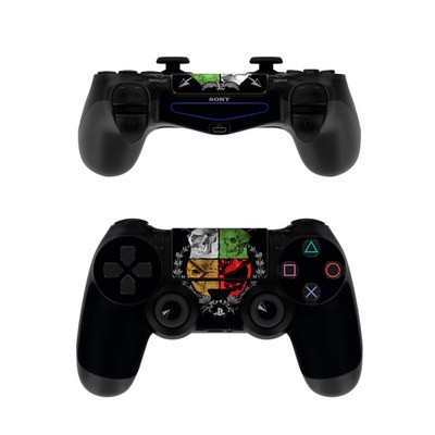 Sony PS4 Controller Skin - Devils Herald