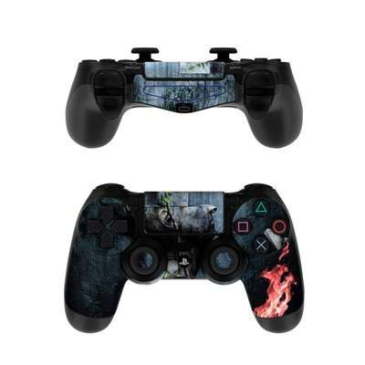 Sony PS4 Controller Skin - Dismantle