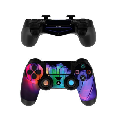 Sony PS4 Controller Skin - Dispersion