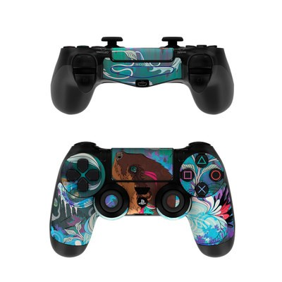 Sony PS4 Controller Skin - Distraction