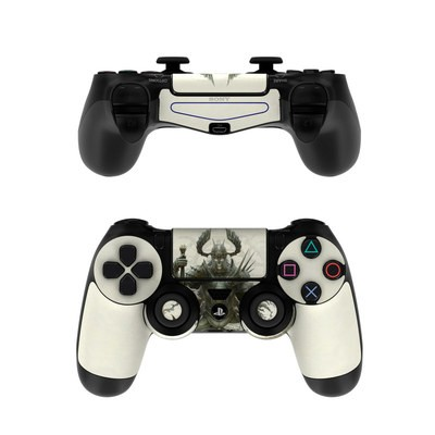 Sony PS4 Controller Skin - Dark Knight