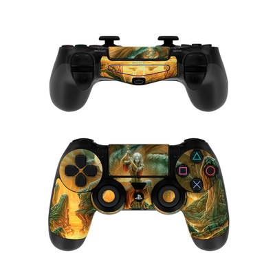 Sony PS4 Controller Skin - Dragon Mage