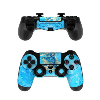 Sony PS4 Controller Skin - Dolphin Daydream