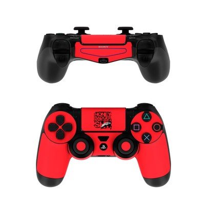 Sony PS4 Controller Skin - Don't Give A
