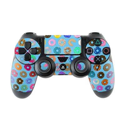 Sony PS4 Controller Skin - Donut Party