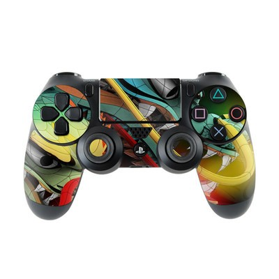 Sony PS4 Controller Skin - Dragons