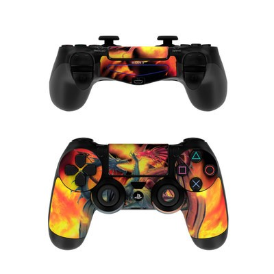 Sony PS4 Controller Skin - Dragon Wars