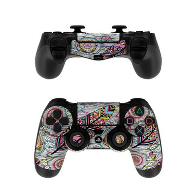 Sony PS4 Controller Skin - Dream Feather