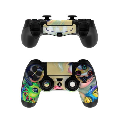 Sony PS4 Controller Skin - Dragonling