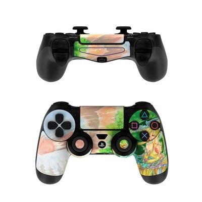 Sony PS4 Controller Skin - Dragonlore
