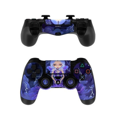 Sony PS4 Controller Skin - Dress Storm