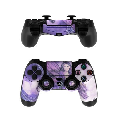 Sony PS4 Controller Skin - Dragon Sentinel