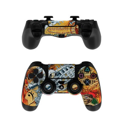 Sony PS4 Controller Skin - The Duelist