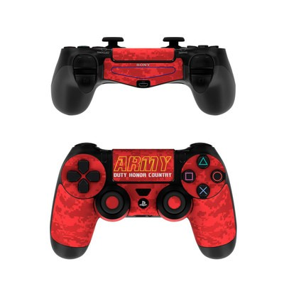 Sony PS4 Controller Skin - Duty and Honor