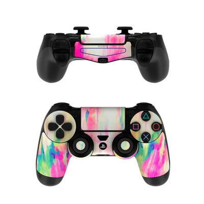 Sony PS4 Controller Skin - Electric Haze