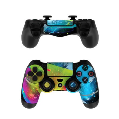Sony PS4 Controller Skin - Element-City