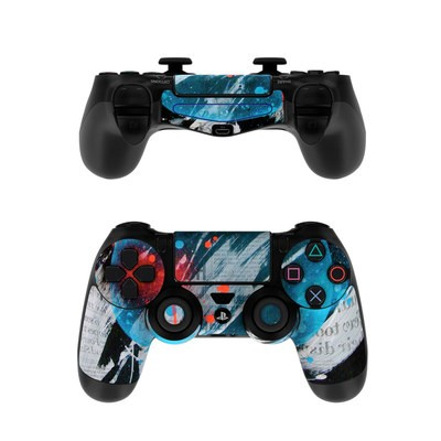 Sony PS4 Controller Skin - Element-Ocean
