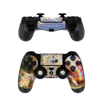 Sony PS4 Controller Skin - Evening Star