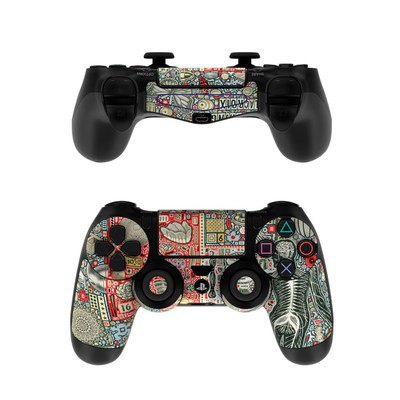 Sony PS4 Controller Skin - Everything and Nothing