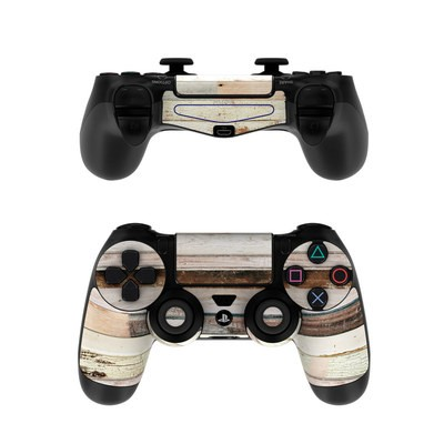 Sony PS4 Controller Skin - Eclectic Wood