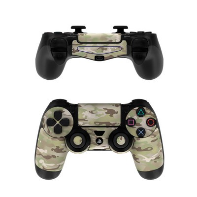 Sony PS4 Controller Skin - FC Camo