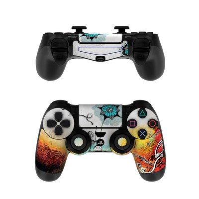 Sony PS4 Controller Skin - Frozen Dreams