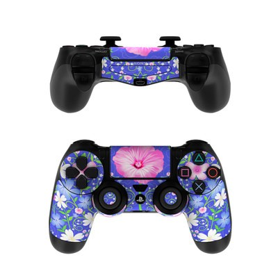 Sony PS4 Controller Skin - Floral Harmony