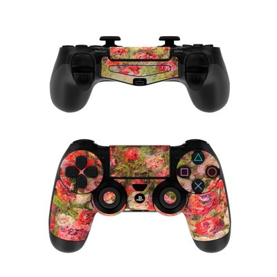 Sony PS4 Controller Skin - Fleurs Sauvages