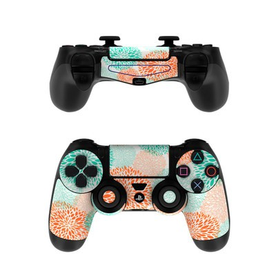 Sony PS4 Controller Skin - Flourish