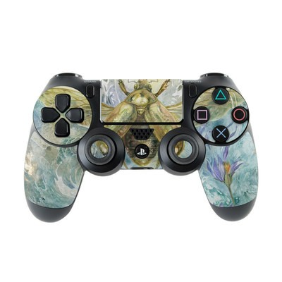 Sony PS4 Controller Skin - When Flowers Dream