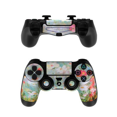 Sony PS4 Controller Skin - Flower Blooms