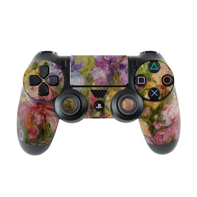 Sony PS4 Controller Skin - Field Of Irises