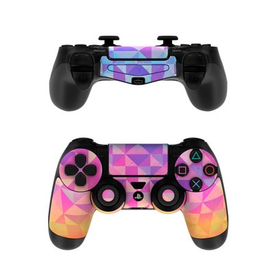 Sony PS4 Controller Skin - Fragments