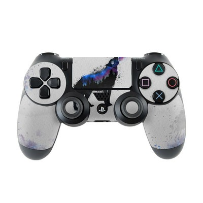 Sony PS4 Controller Skin - Frenzy