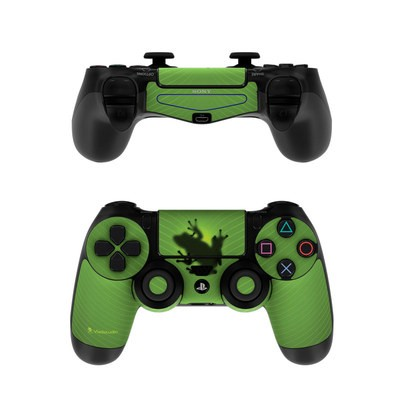 Sony PS4 Controller Skin - Frog