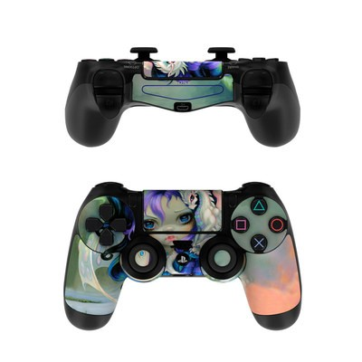 Sony PS4 Controller Skin - Frost Dragonling