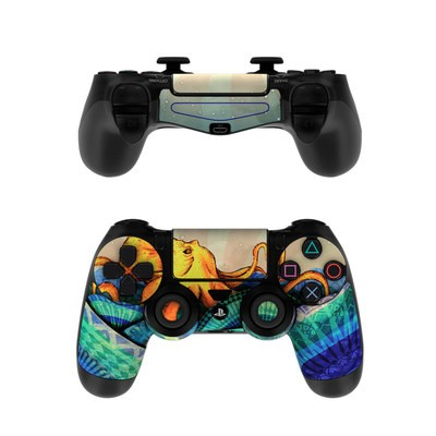 Sony PS4 Controller Skin - From the Deep