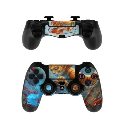 Sony PS4 Controller Skin - Ghost Centipede